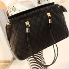 Guangzhou handbags wholesale | 2013 new European and American casual shoulder bag handbag | Korean fashion lozenge bags