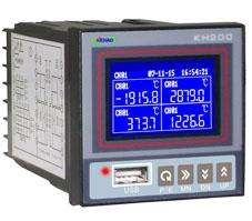 Paperless Recorder KH200 four channels