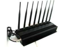 Signal jammer | 8 Bands Wireless Signal Jammer