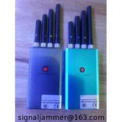 Signal jammer | GP-102A, 15m Effective Radius Mobile Phone Signal Jammer, mobile phone signal blocking
