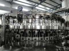 washing-filling-capping 3 in 1 machine