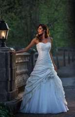 Wedding bride measurement 6 8 10 12 14 16 Free Shipping