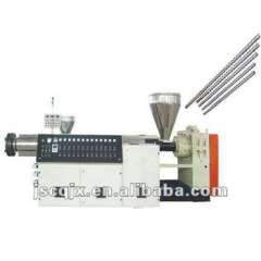120mm SJ120\25 single screw plastic extruder for pipe\sheet\profile