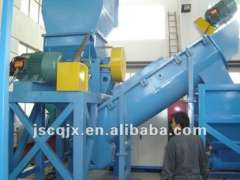 waste plastic recycling machine\PP PE film washing machine