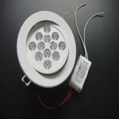 2013 New ABS + Aluminum Heatsink 12W LED Ceiling Lamp Other Lighting Products