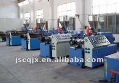 CE certificate & competitive price Parellel Co-rotating Twin Screw Plastic Extruder