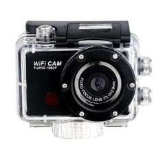 Wi-Fi SJ4000 Sports DV 12MP HD 1080P Action Waterproof Cubicam Camera 1, 050mAh Lithium Battery