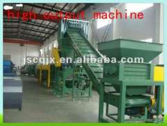 Waste Plastic Film\Bottle\Flakes recycling machine