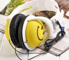 Cute Computer Headphone, Music Headset Without Mic (JD-6000)