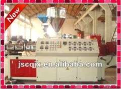 SJSZ92 twin screw extruder for waste plastic PP\PE recycling&washing