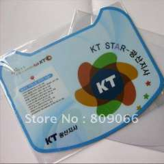 any Shape promotion customized computer mouse pad with full color offset printing logo