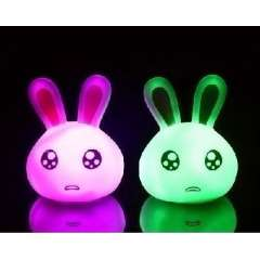 Naughty rabbit lamp no Monogatari very hyun Colorful changed slide | small can