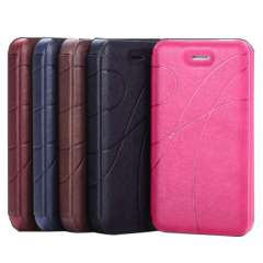Wallet PU Leather Case for iPhone 5s