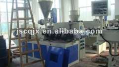 Plastic PE\PP\ABS\PS Single Screw Extruder Manufacturer From China