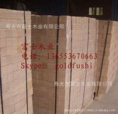 90 * 90 * 90mm particleboard blocks, wood feet