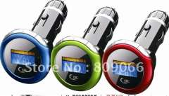 Hot 2G remote control Car MP3 Player Foldable FM Transmitter suitable for small and big car free shipping