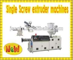 120kg\h Single Screw Extruder For Plastic Pipes price