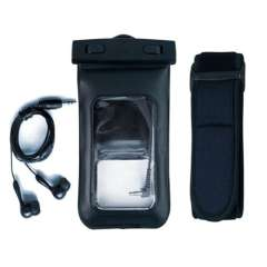 Universal Waterproof Bag for iPhone with Earphone and Armband
