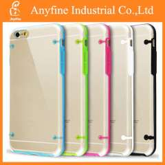 Ultra Thin Transparent Clear TPU Case for iPhone 6 Plus