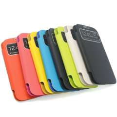 Leather Case for Samsung Galaxy I9500 S4