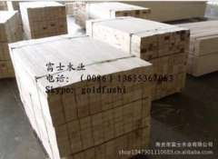Bearing wooden packaging, fumigation export plywood lvl