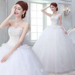 New arrival diamond 2013 tube top royal princess hs1558