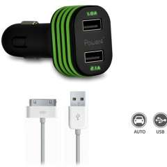 High Quality Lower Price 3.1A Dual USB Car Charger