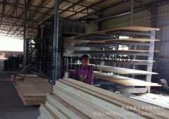 Board -level material lvl, fumigation plywood