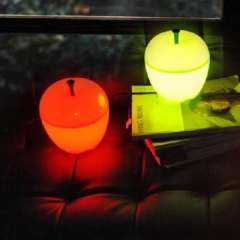 Creative Apple Lamp / bedside lamp warm apple | Color Random