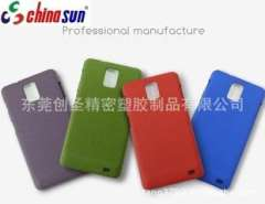 samsung Samsung I929 phone protection shell, sand, water, UV, pearlescent, IML, material