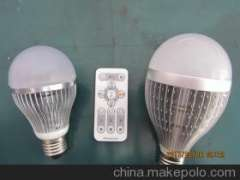 Shenzhen LED wireless remote bulb factory direct