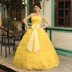2013 new arrival wedding dress formal dress princess bride married diamond bow 82642 costume