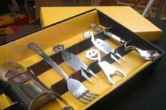Stainless Steel | Smile | Cookware | Set | 6 sets | Business Gifts | Practical Gifts | affordable