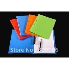 ECO-friendly PP ring binder folder, transparent PP Manila Folder, document bag, promotion pp file folder, file case\holder