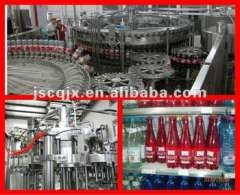 DCGF Series Carbonated Beverage Filling Machine