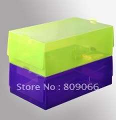plastic Green PP Gifts Box