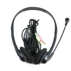 With wheat high-fidelity stereo surround sound headset