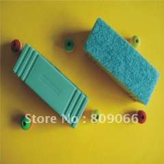 office supply -----plastic blackboard eraser