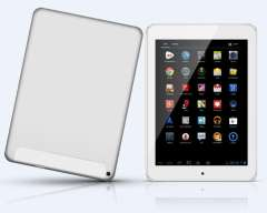 Metal Shell 8inch Dual Core WiFi Tablet PC