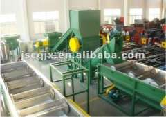 PP film recycling plant