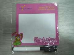 children education magnetic writing board with marker