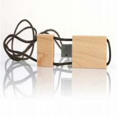 Wood-Bamboo USB Flash Disk