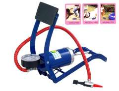 Portable High Pressure Pump for Automobiles, Bicycles, Motorcycles