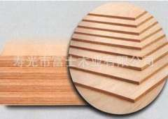 High-grade furniture board plywood
