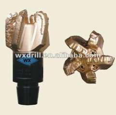 Steel body PDC Drilling Bits For Oil Drilling