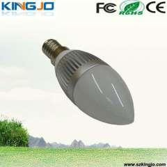 Elegant style preferential price led candle lbulb e14