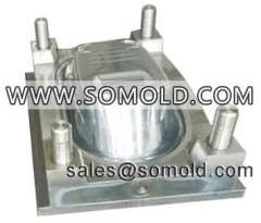 Plastic Baby Bath Tube And Basin Mould