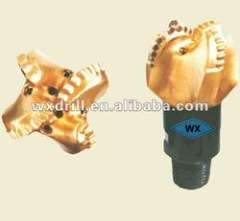 Spiral Gauge PDC Bit for Well Drilling
