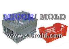 Plastic Crate Mold