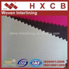 3410) 100% Polyester Colthing Tricot Knitted Fabric Woven Fusible Interlining